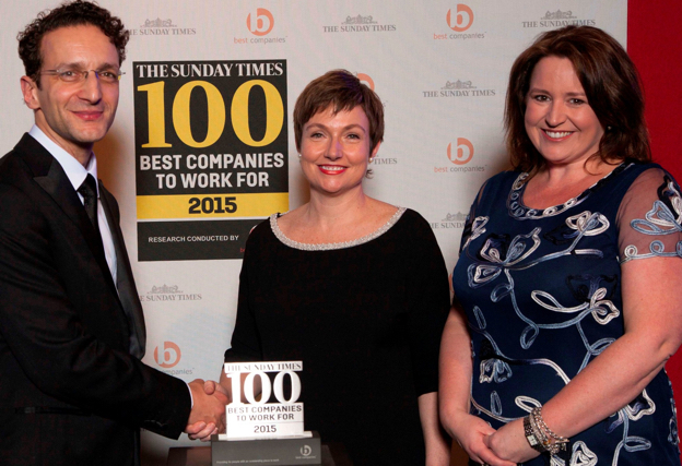Moneypenny is a Top 5 Best Company