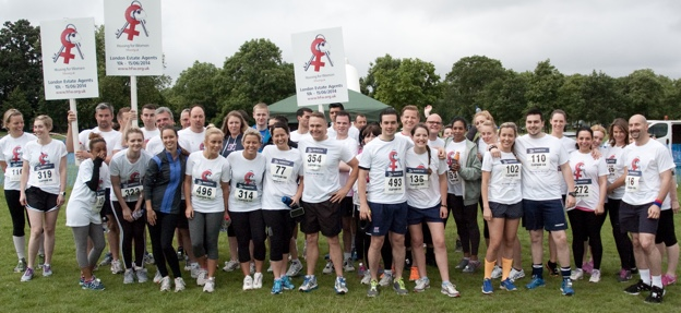 London Estate Agents Race 2014 (1) copy